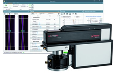 MKS Announces Ophir® BeamWatch® Integrated, Fully Automated Beam Monitoring System For Industrial Production Environments