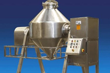 Double Cone Blender For Manufacturing