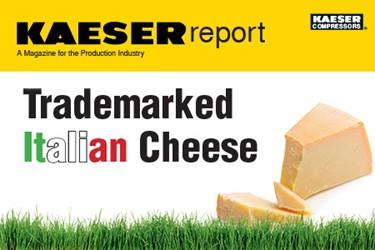 Trademarked Italian Cheese