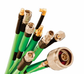 AccuPhase® Low Loss Coaxial Assemblies