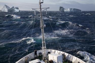 Navigating Rocky Seas