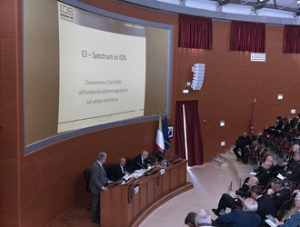 """""""Air Power"""": IDS Talk On The E3-Spectrum At The 2nd CESMA Symposium"""