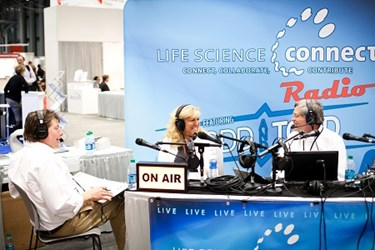 material handlign and continuous processing - interview at interphex