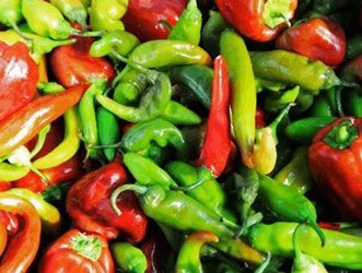 Food Sorting and Foreign Contaminant Detection Equipment for Peppers