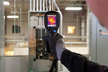 <B>Infrared Cameras For Building Diagnostics and Predictive Maintenance: FLIR i-Series</b>