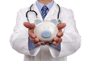 Doctor With Bank