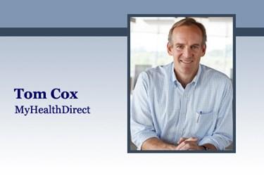 HITO, Tom Cox, MyHealthDirect