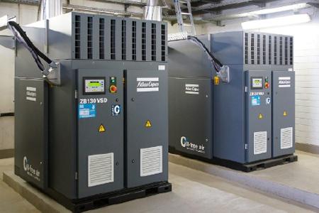 Atlas Copco Centrifugal Compressors Supply Deep