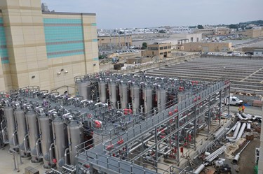 Cambi thermal hydrolysis