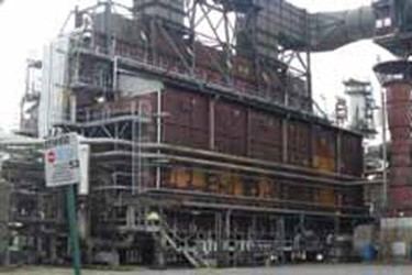 Petroval inspected this crude distillation unit furnace