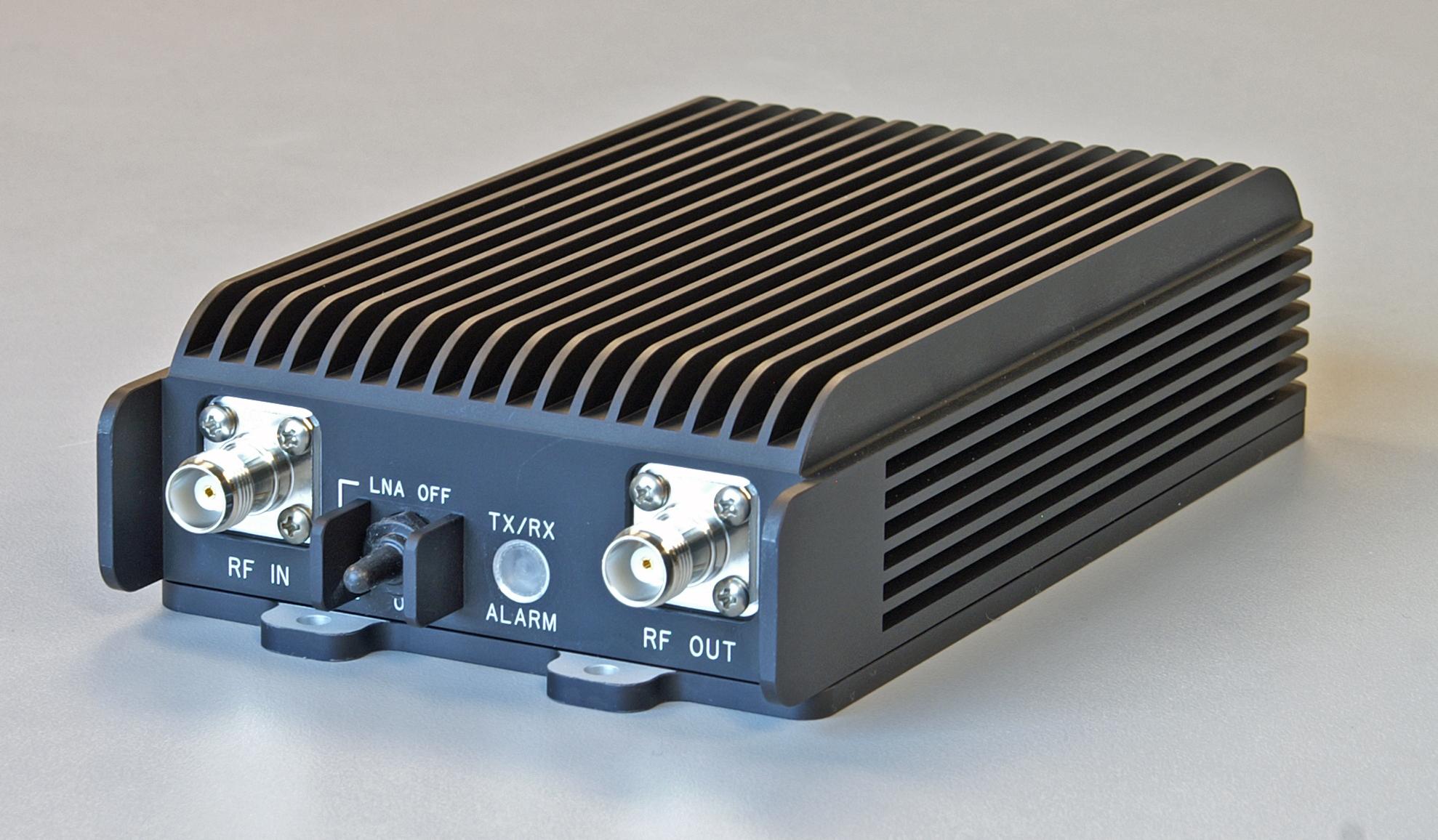 Rifleman Amplifier 20 Watts PEP UHF and L-Band
