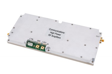 High Power RF Amplifiers For Communications Applications