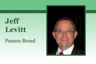 Jeff Levitt Panera Bread's