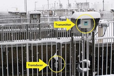 Ultrasonic Level Measurement In Water And Wastewater Plants