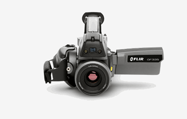 High-Sensitivity Cooled MWIR Camera: FLIR GF335