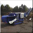 HC 2410 Track Mounted Heavy Duty Recycler