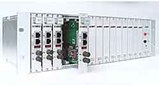 Fiber Optic Ethernet Link Chassis