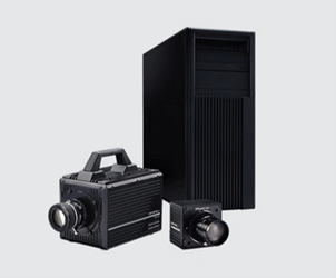 High-Speed Polarization Cameras: CRYSTA Systems