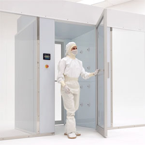 Pharmaceutical Polypropylene Clean Room Air Showers And