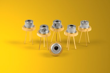 Automotive Qualified Pulsed Laser Diodes