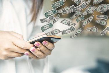 Cash in a mobile world