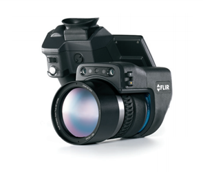 Handheld Thermal HD Camera: T1K Series