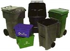 CASCADE Refuse-Recycling Containers