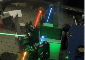Miniature Device Is Three Times More Efficient In Generating New Colours Of Laser Pulses