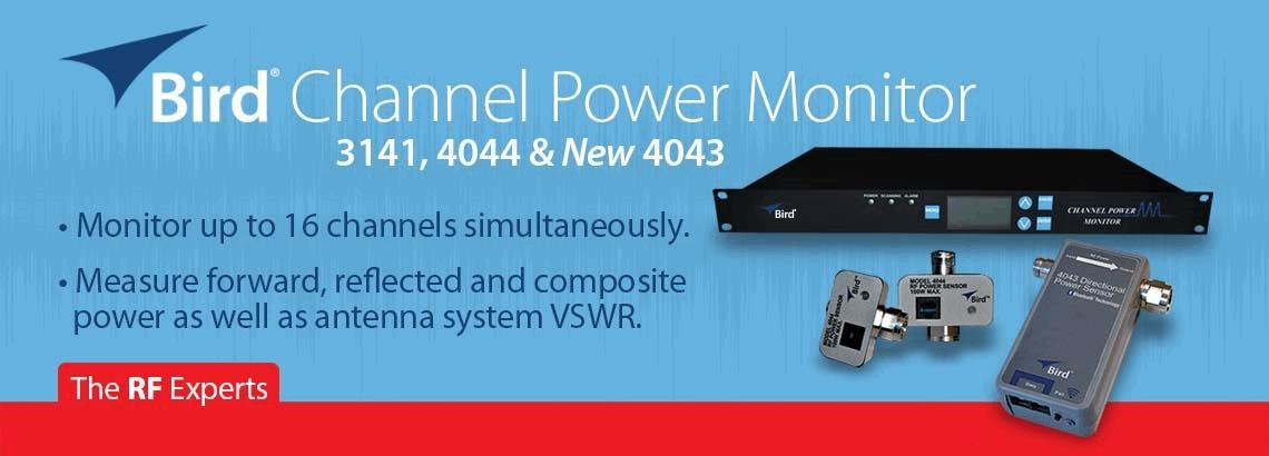 Channel Power Monitor