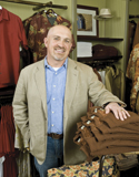 Doug Wood, president and COO at Tommy Bahama