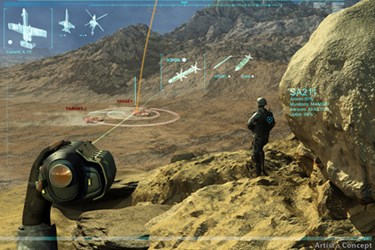 DARPA  Persistent Close Air Support (PCAS) Concept