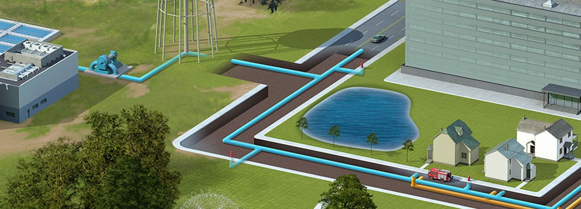 Advancing Management Of Urban Water Infrastructure