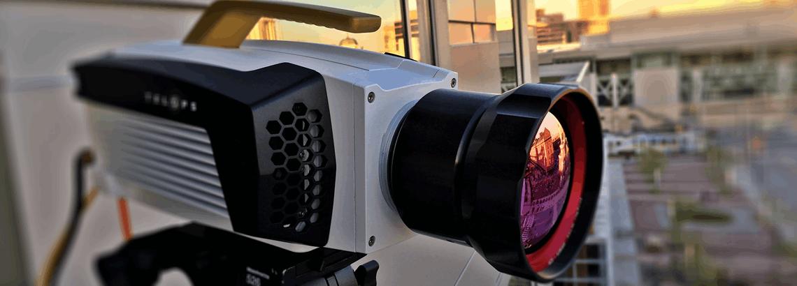 TS-IR Infrared Camera Series