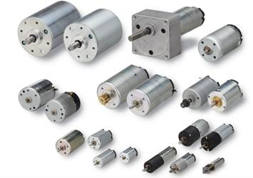 Motion Control Products: DC-Motors