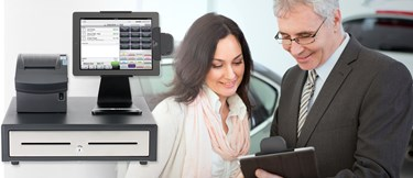 Sprint And Vantiv Launch Tablet-Based Point-of-Sale