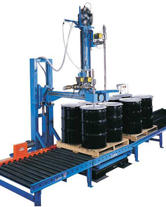 Palletized Drum Filler