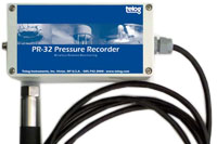 Wireless Pressure Recorder