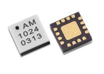 20 MHz to 6 GHz Gain Block Amplifier: AM1024