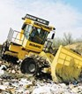 BOMAG's BC671RB and BC771RB refuse compactors