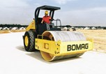 BOMAG BW 213-3 Series single-drum vibratory rollers