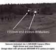 NIR/SWIR Night Vision And Laser Detection Camera