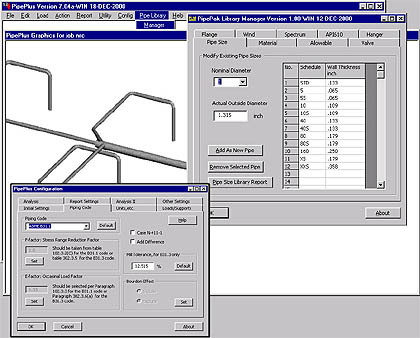 D Piping Design Software