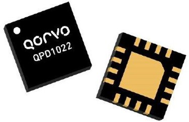 DC - 12 GHz, 10 Watt, 32 V GaN RF Transistor: QPD1022