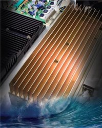 RF amplifiers and modules for medical applications, oil and gas, scientific applications, and oceanic wave measurement.