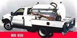 Truck Service Module
