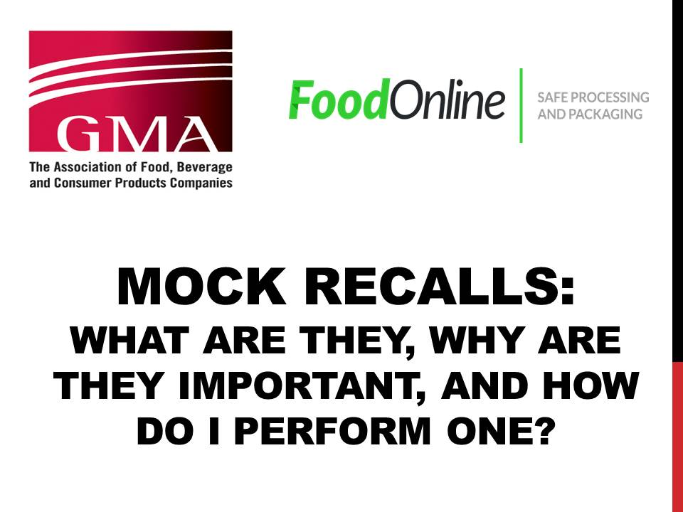 Mock Recalls What Are They Why Are They Important And How