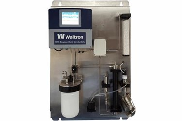 Waltron 9096 Degas Conductivity Analyzer