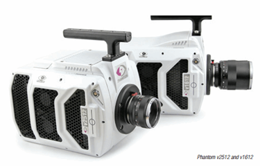 Ultra-High-Speed Cameras: Phantom® v-Series