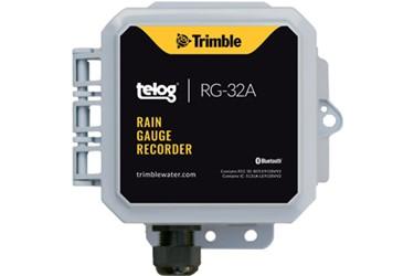 Wireless, Battery-Powered Rain Gauge RTU