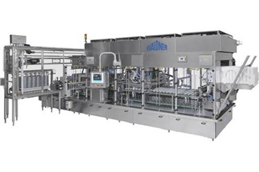 In-Line Cup Filling Equipment For Cream Cheese And Dairy Products